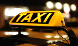 taxi-sign-yellow-light